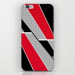 #Geometric #patchwork #14 iPhone Skin