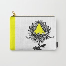 ChrysanThesis Carry-All Pouch