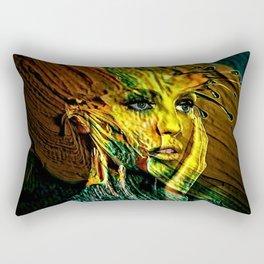 PAINT SPLASH Rectangular Pillow