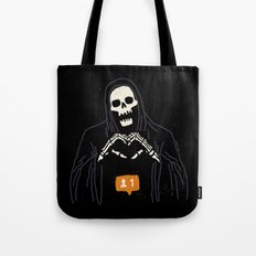 New Follower Tote Bag