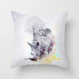 The Odds Throw Pillow