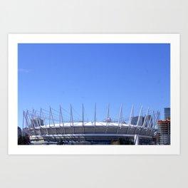 Rogers Arena Art Print