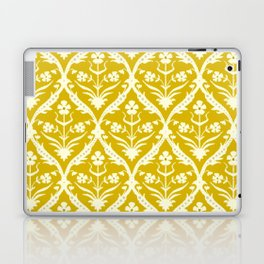 Tapish trellis ikat Laptop & iPad Skin