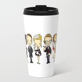 Who-dun-it? Travel Mug