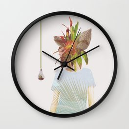 Ohh Summer  Wall Clock