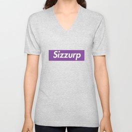Sizzurp Unisex V-Neck