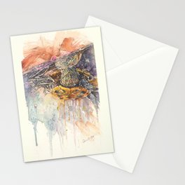 """Just Beneath the Surface""  Stationery Cards"