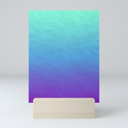 Summer Skies Mini Art Print