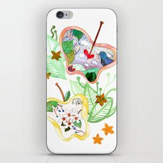 From apple land iPhone & iPod Skin