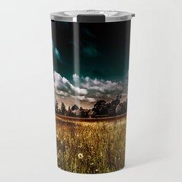 Shadow Cloaked Travel Mug