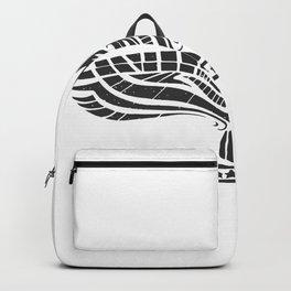 Aramic Flag Backpack