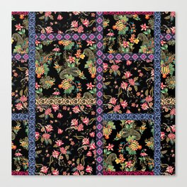 PASTORAL PATCHWORK Canvas Print