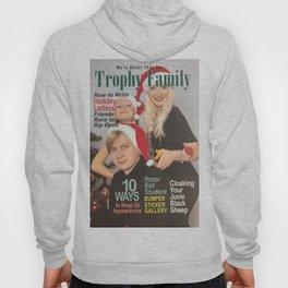 Trophy Family Magazine Parody Cover Hoody