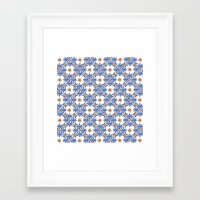 morocco Framed Art Prints featuring Morocco by Charlotte Rigby