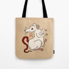 Year of the Rat 2020 Tote Bag