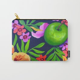 Green Apple Carry-All Pouch