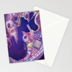 Brain Vomit Stationery Cards
