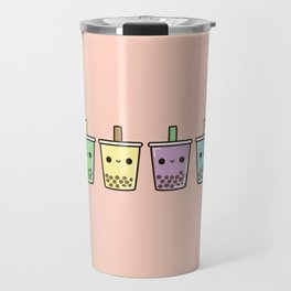 Bubble tea Travel Mug