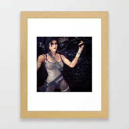 Croft 2 Framed Art Print