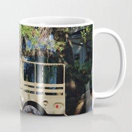 Military Jeep Coffee Mug