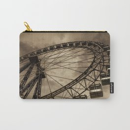 Eternal circle Carry-All Pouch