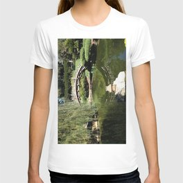 Meanwhile, in the Japanese Gardens... T-shirt
