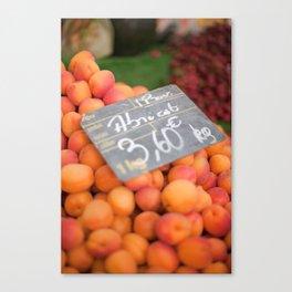 Market 3 Canvas Print