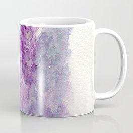 Watercolor Lilacs Spring Garden Flowers Coffee Mug