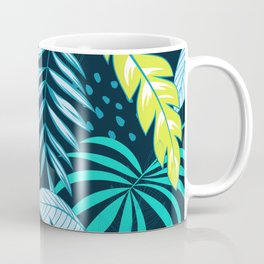 Tropical Design Coffee Mug