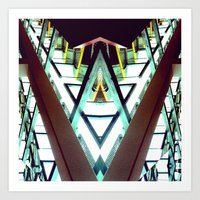 architect Art Prints featuring Architect  by Rob Hayes