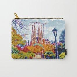 La Sagrada Familia - Park View Carry-All Pouch