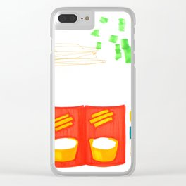 Can It Clear iPhone Case