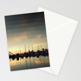 Fading Skies Stationery Cards