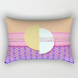 Japanese Patterns 05 Rectangular Pillow