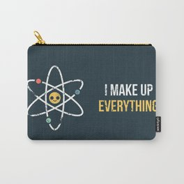 Never Trust an Atom Carry-All Pouch