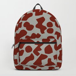 Shapes, Red Backpack