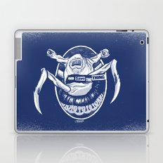 God Save the Thing Laptop & iPad Skin