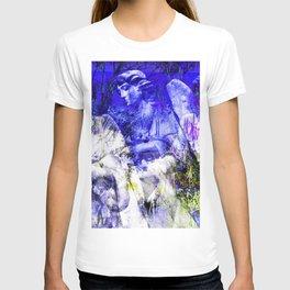 Blue Symphony of Angels T-shirt