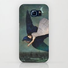 fly me to paris Galaxy S6 Slim Case