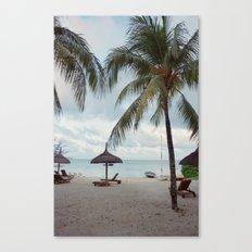 Sunrise in Mauritius II Canvas Print