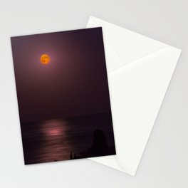 Full Moon High Stationery Cards