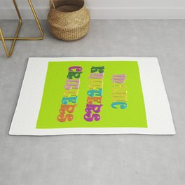 Manic Knitters Critters Rug