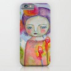 I am Brave ! Slim Case iPhone 6s