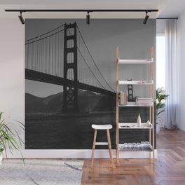 Golden Gate Bridge II Wall Mural
