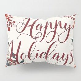 Bohemian Christmas Pillow Sham