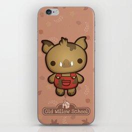 Randy the Dirty Boar iPhone Skin