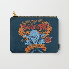 Snaga's BBQ Carry-All Pouch