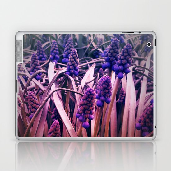 Strange flowers Laptop & iPad Skin