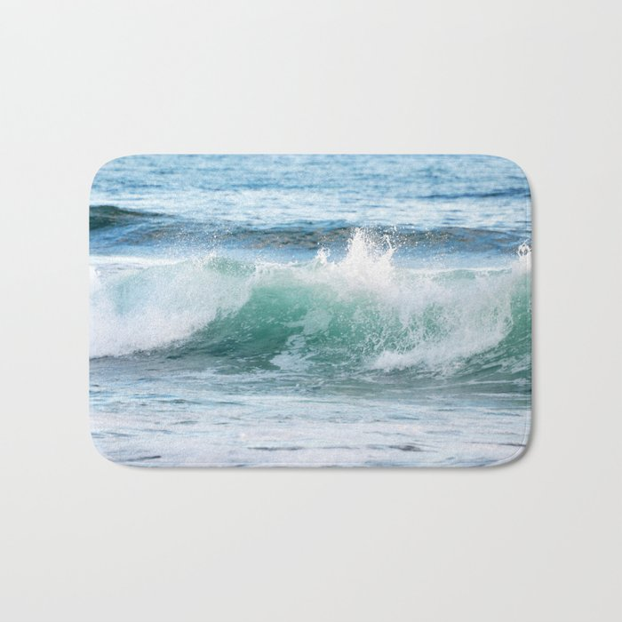 OCEAN WAVE Bath Mat
