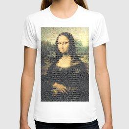 Mona Lisa - Leonardo Da Vinci. T-shirt